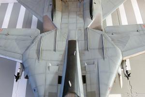 Plastic model airplane kit. F-14D (25)