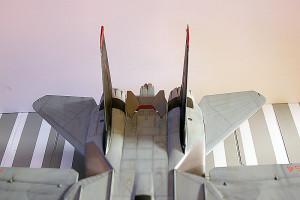 Plastic model airplane kit. F-14D (27)