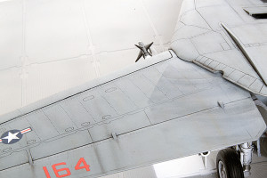 Plastic model airplane kit. F-14D (37)