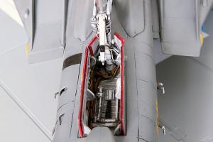 Plastic model airplane kit. F-14D (40)