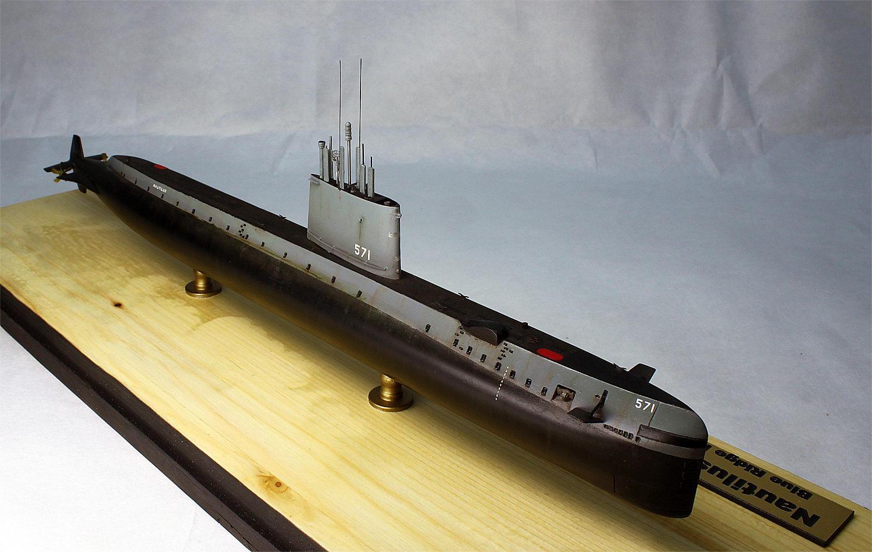 Submarine model USS Nautilus