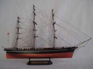 Cutty Sark model