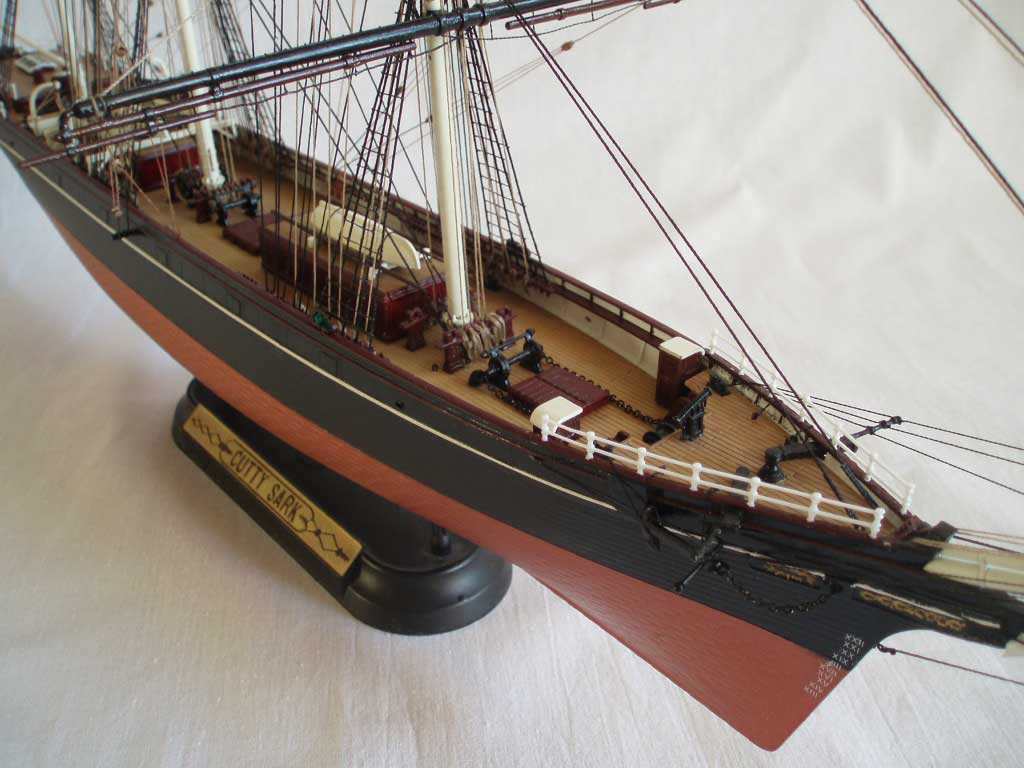 cutty sark rigging instructions