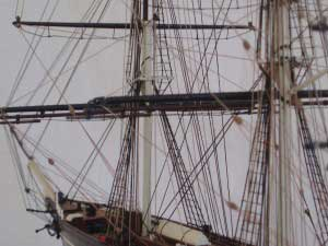 Cutty Sark model