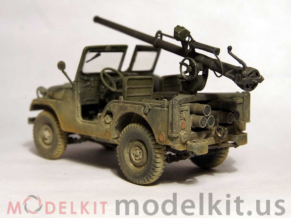 model car Willys