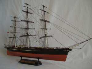 model ship Cutty Sark