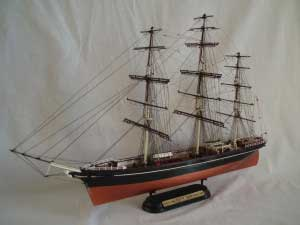 model ship Cutty Sark