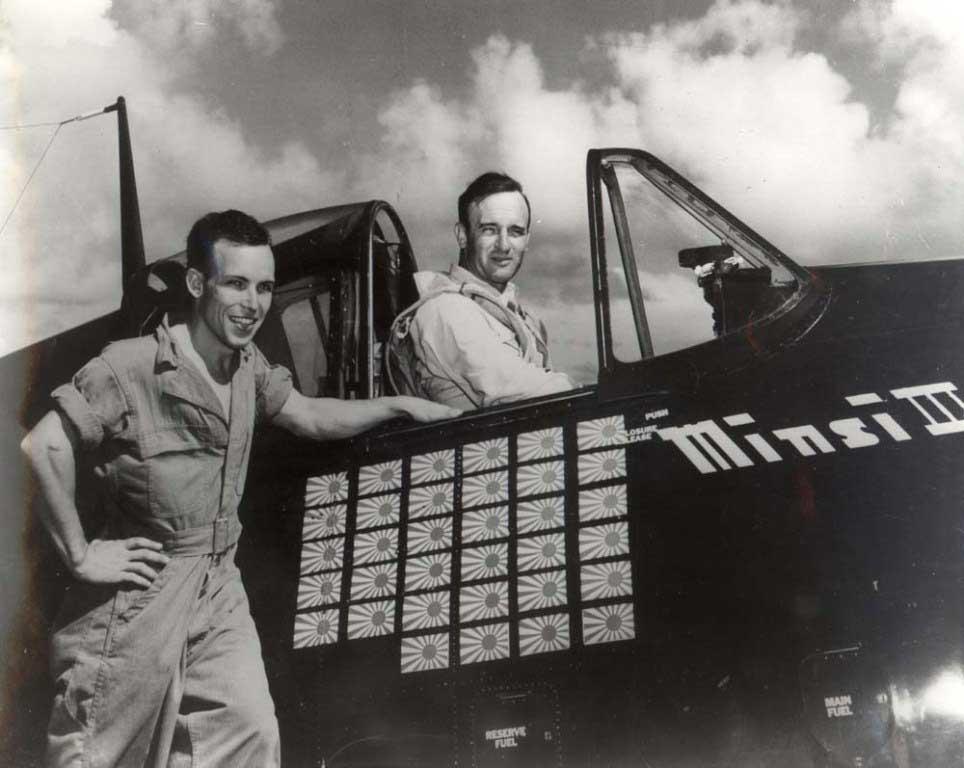Plane Hellcat F6F-5