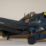 Plane model Hellcat