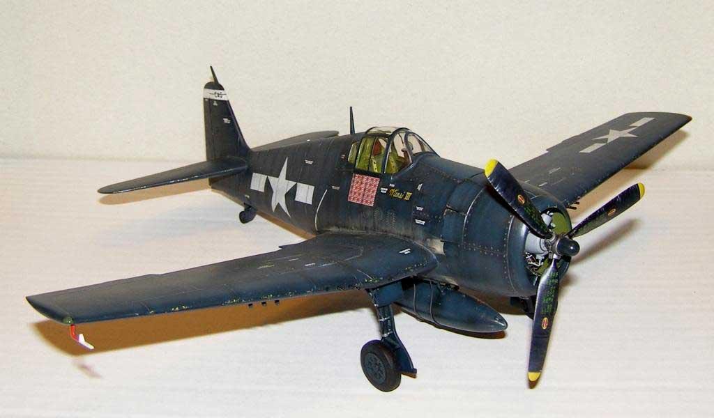 Plane model from Hobby Boss