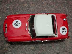Aoshima car model