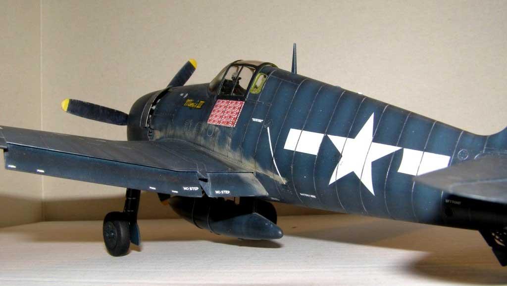 plastic model plane