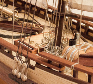 Virginia 1819, Artesania Latina ship model