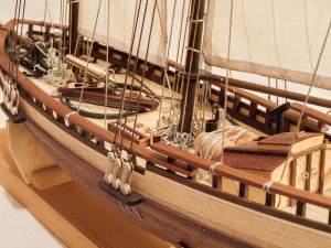 model ship Virginia Artesania Latina