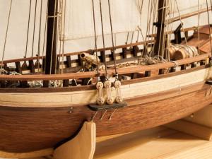 model ship Virginia 1819