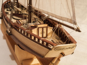 ship model Virginia 1819 Artesania Latina