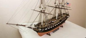 USS Constitution Model from Revell