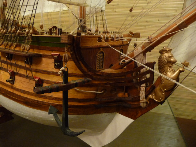 wood model ship kits Norske Love
