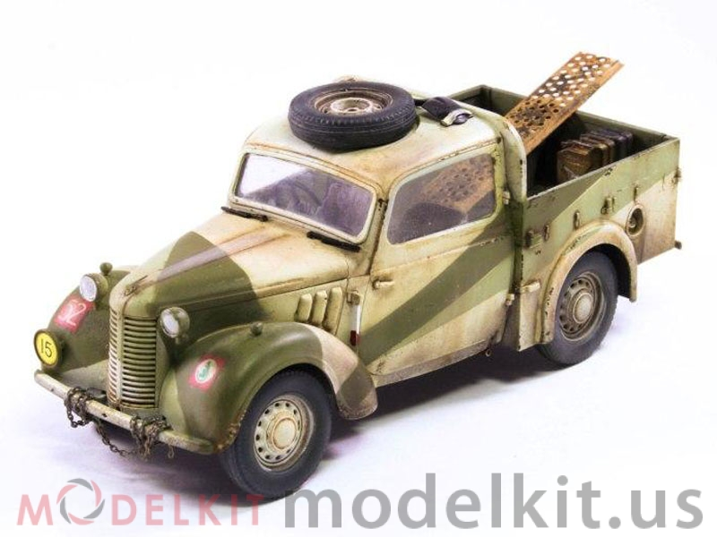 car plastic model Austin Tilly from Tamiya