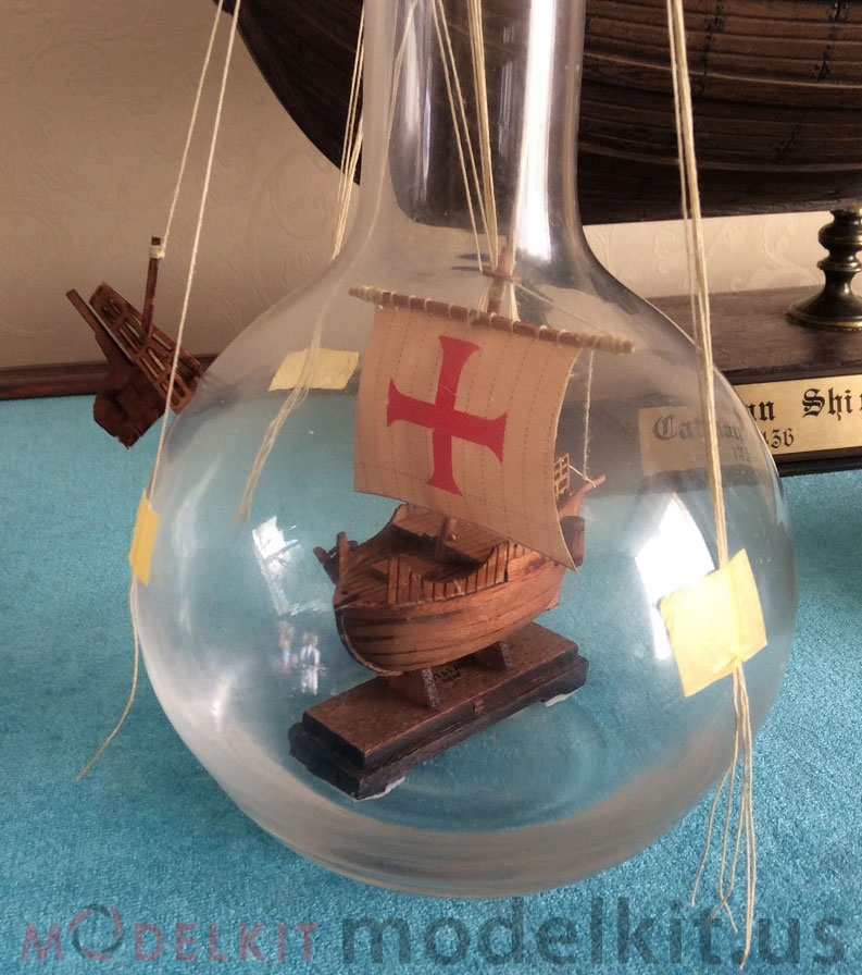 building ship in a bottle 8