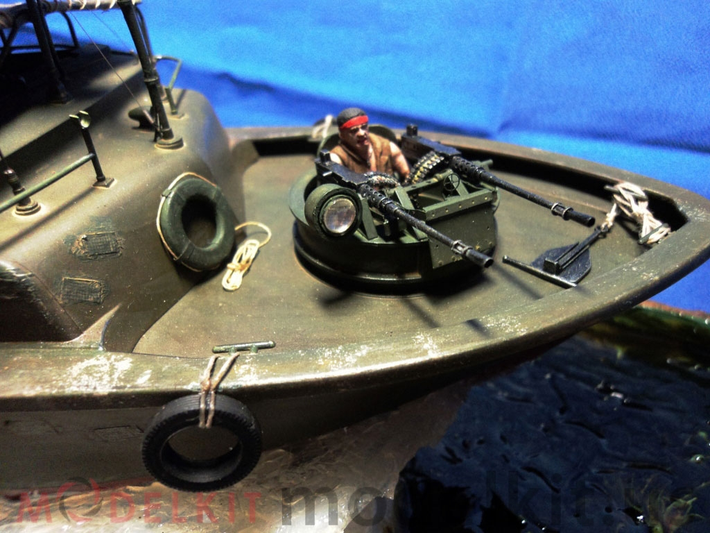 model River Patrol Boat