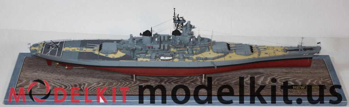 model battleship New Jersey