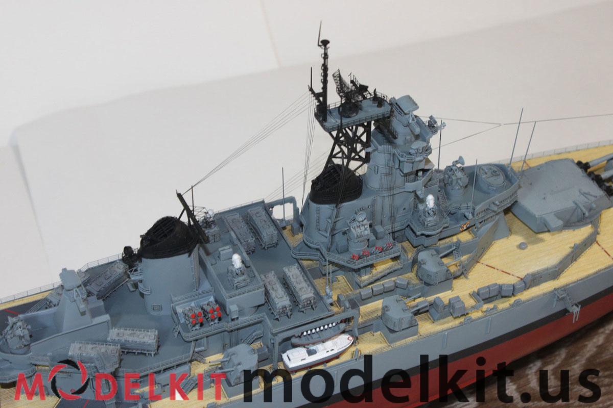 model battleship