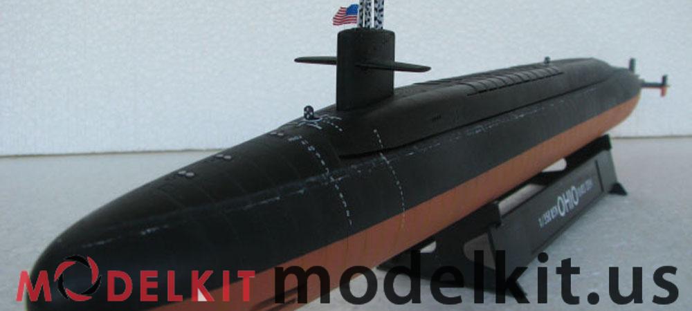 model submarine USS OHIO