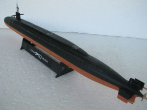 submarine model kits