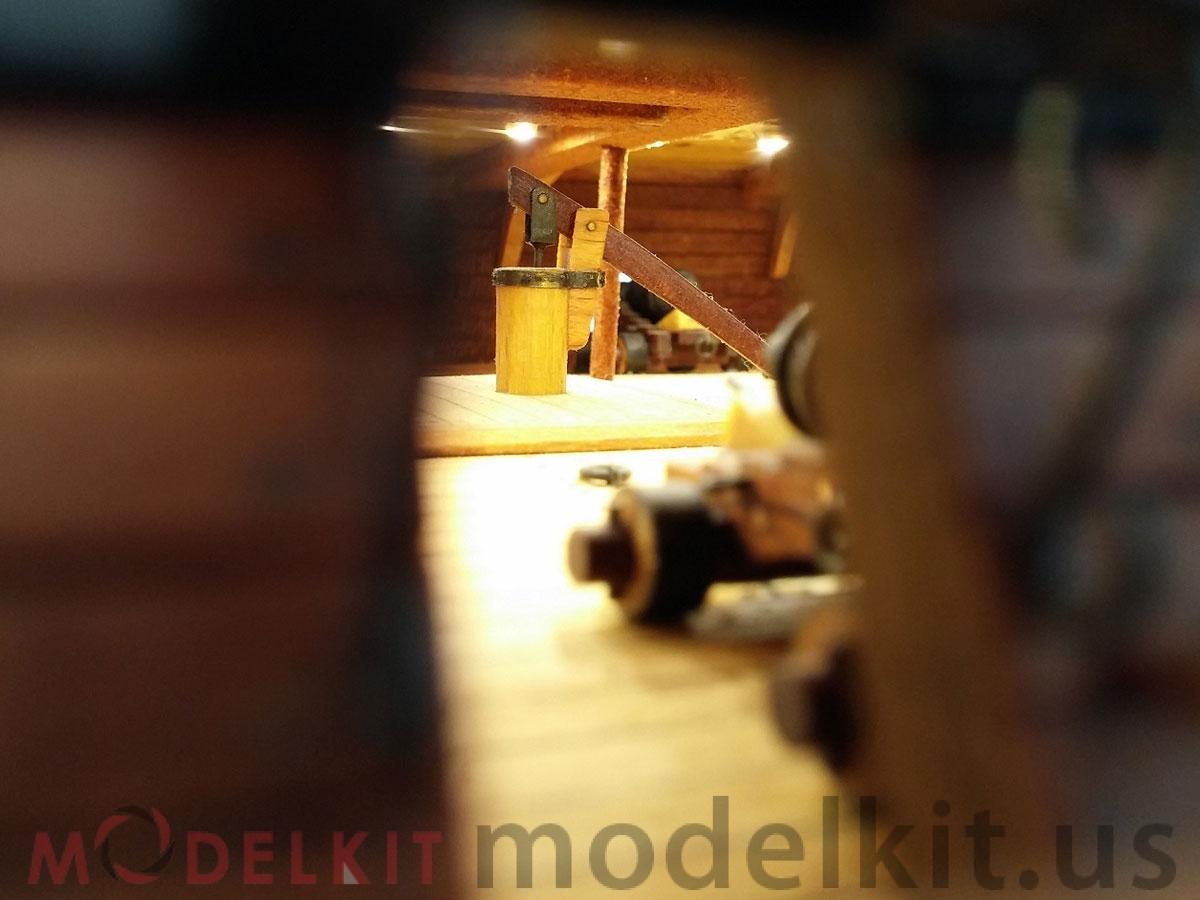 wooden model ship (5)