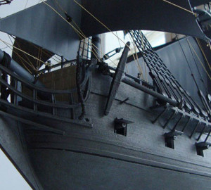 tall ship models