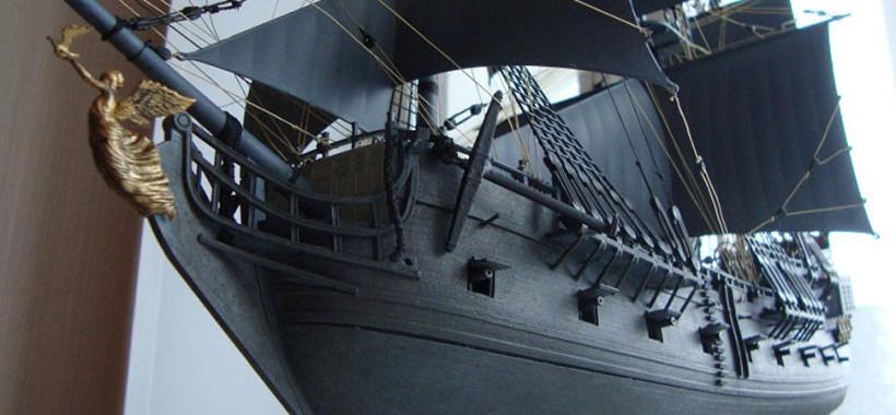 tall ship models