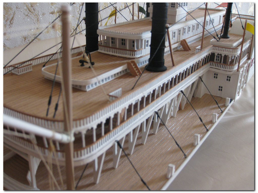 wooden ship kits