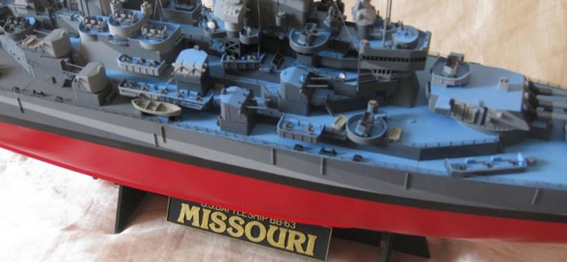 battleship models