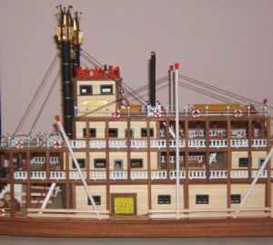 cruise ship models