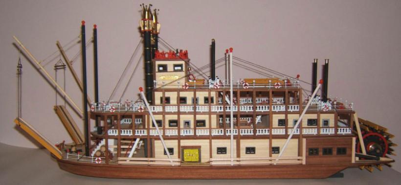 cruise ship models