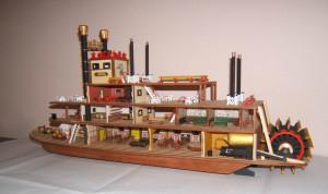 cruise ship model kits