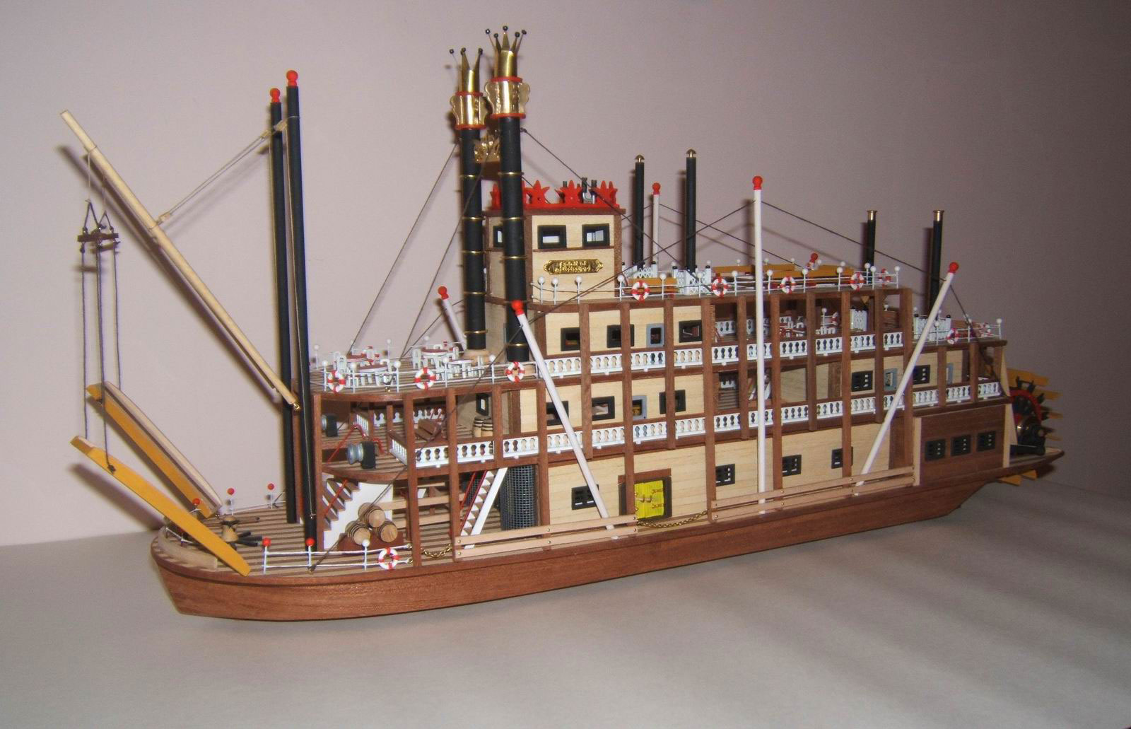 cruise ship model kits