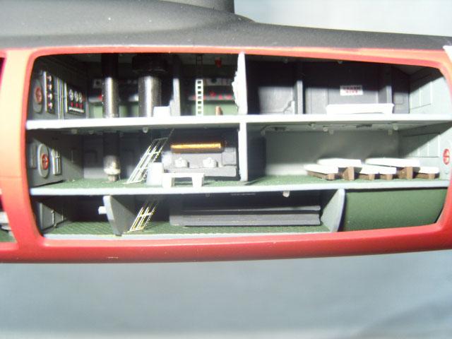 revell model ships