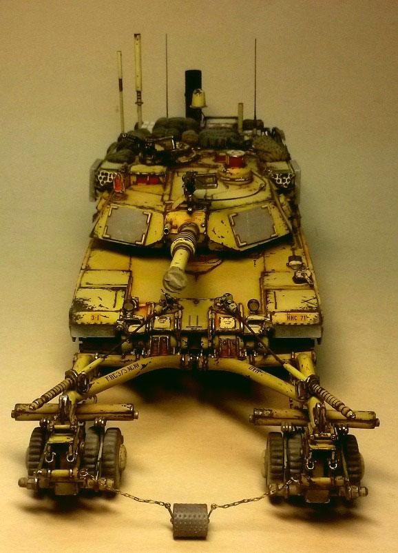 plastic tank models