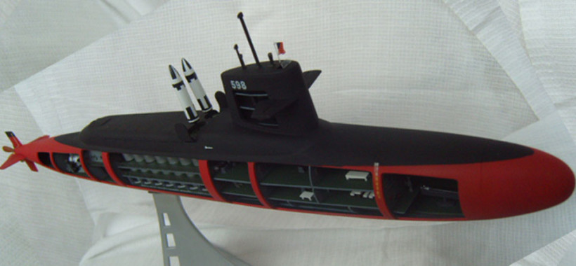 plastic model ship kits