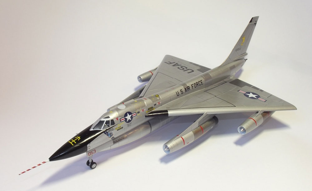 model aircraft B-58 Hustler