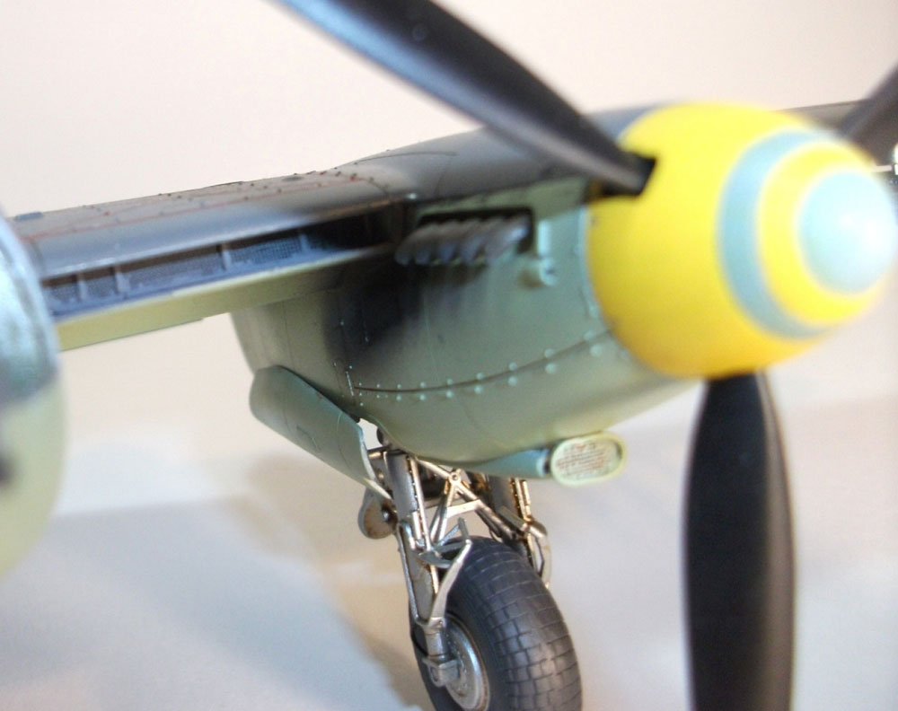 tamiya model de Havilland Mosquito FB Mk VI