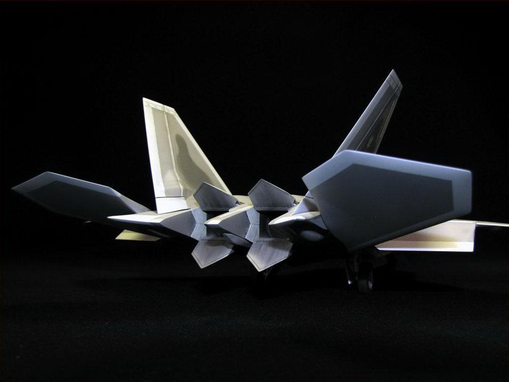 model-plane-F-22-Raptor