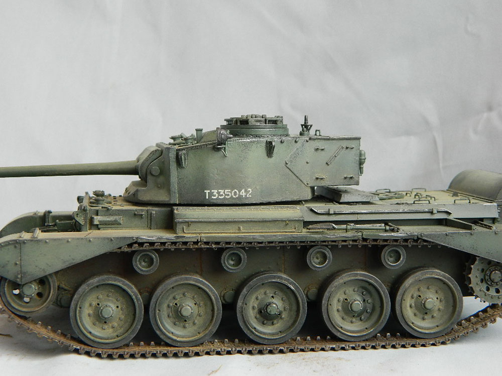 plastic model tanks