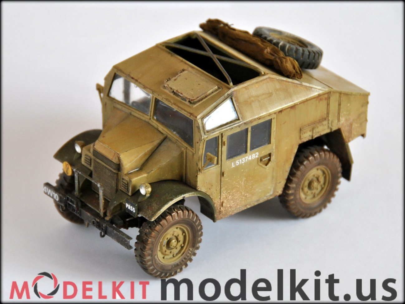 old plastic model kits (3)