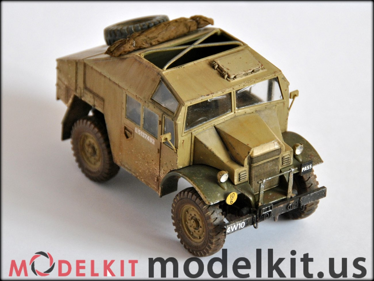 old plastic model kits (5)