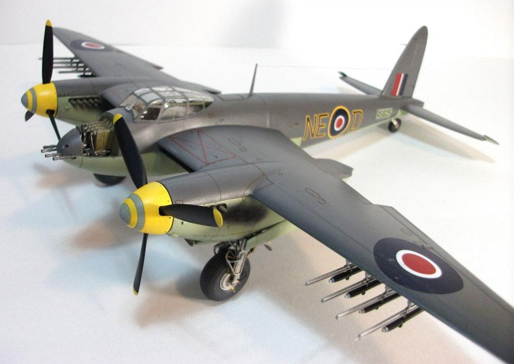 tamiya model plane