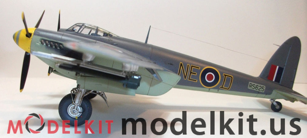 tamiya model de Havilland Mosquito FB Mk-VI