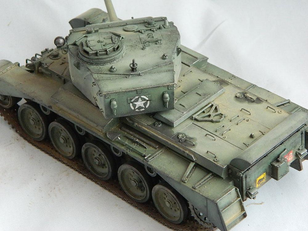 tank models